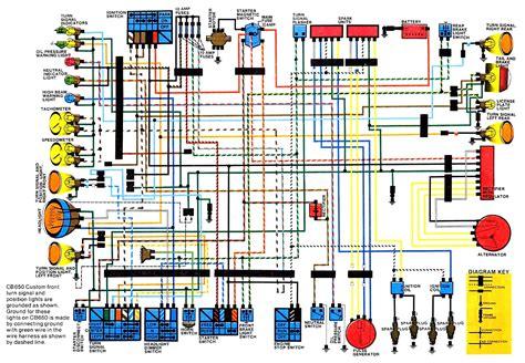 1975 honda cb400f wiring diagram 32 wiring diagram