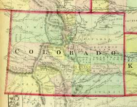 maps of custer county colorado