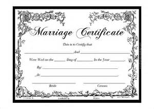 template of marriage certificate delight marriage certificate design templates free