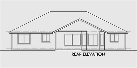 single level house plans single level house plans ranch house plans 3 bedroom