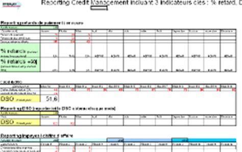 Credit Management Format Reporting Credit Management Fr