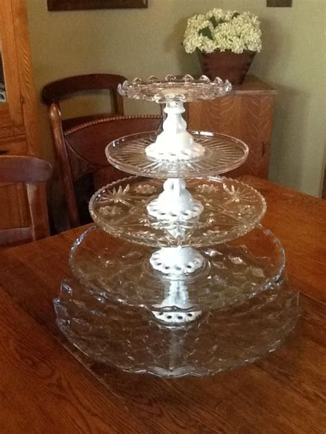 Diy Cupcake Stand Ideas Best 25 Cupcake Display Ideas On Diy Cupcake Stand Tiered Serving Platters And
