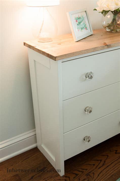 Single Dresser ikea rast hack a media friendly nightstand