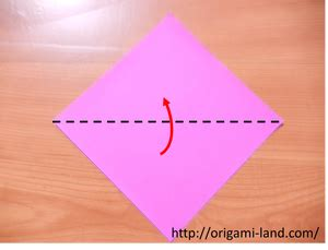 Origami Land - origami how to fold a plum blossom origami land