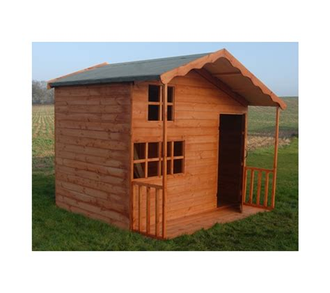 childrens playhouse two storey garden sheds