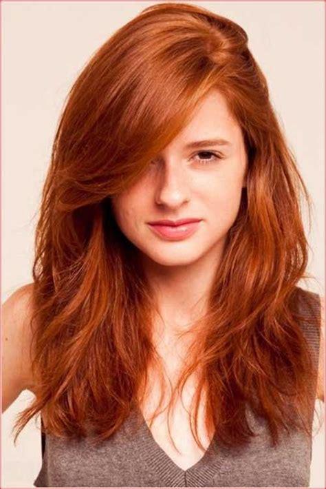 hair color fr verschiedene rote haare farben f 252 r rot liebhaber trend