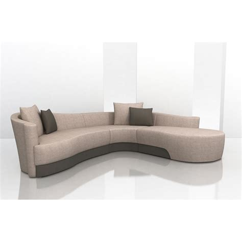 Curved Sectional Sofa With Chaise Great Curved Sectional Sofa With Chaise 68 On Sectional Sofas Maryland With Curved Sectional