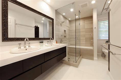 Modern Bathrooms 2014 Modern Bathroom With Surprising Design Feature