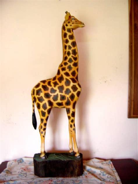 imagenes de jirafas en madera country jirafa wilson ivan betancouth r artelista com