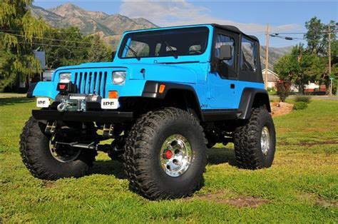 Bad Jeep Tj Blademaker 1991 Jeep Yj Specs Photos Modification Info