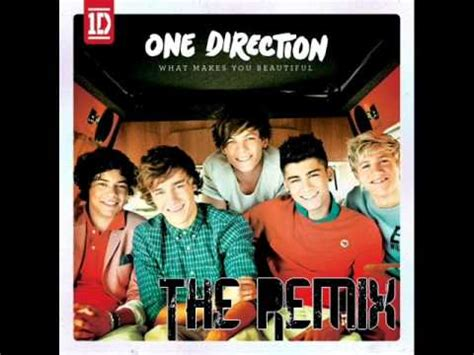 Make Up One Direction one direction what makes you beautiful henri up remix