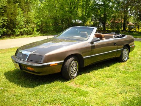 1988 Chrysler Lebaron by 1988 Chrysler Lebaron Related Keywords 1988 Chrysler