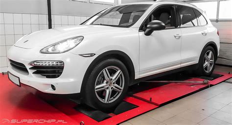 Chiptuning Porsche Cayenne Diesel by Chip Chiptuning Tuning Vtech Kujawy