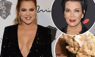 khloe kardashian comforts mom kris jenner after transwoman slam khloe kardashian comforts mom kris jenner after