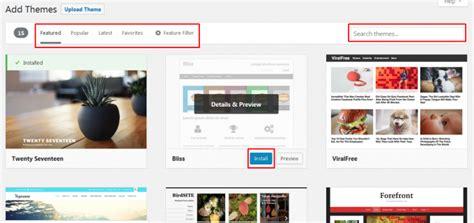 membuat website dengan template wordpress cara membuat website langkah demi langkah niagahoster