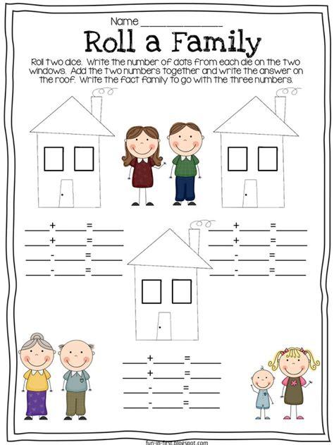 first grade information families of fact 17 best images about first grade on pinterest fact