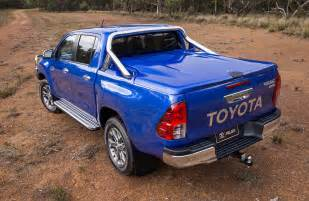 2016 Toyota Hilux 2016 Hilux Will Get 60 Toyota Genuine Accessories