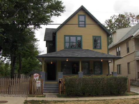 christmas story house panoramio photo of a christmas story house museum glct