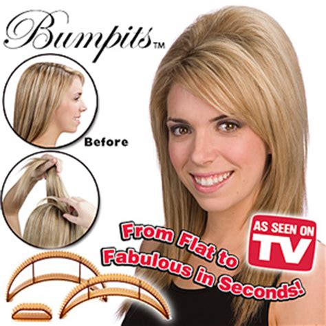 bumpits hair bumpits alternative every college girl