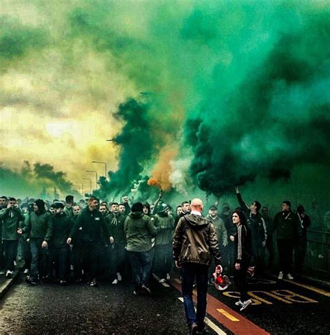 The Green in defence of the green brigade
