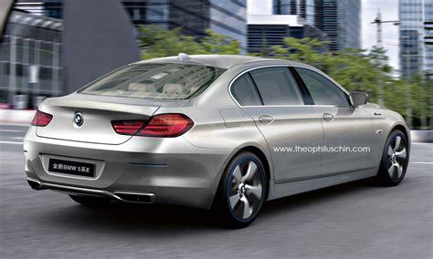 renderings bmw 5 series electric vehicle wheelbase