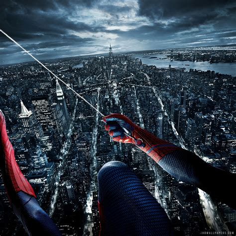 swinging in york the perfect spider man game