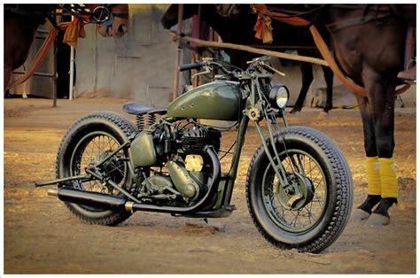 Motorrad Selber Bauen Sterreich by 1942 Bsa M20 Laado Custom Motorcycles Classic