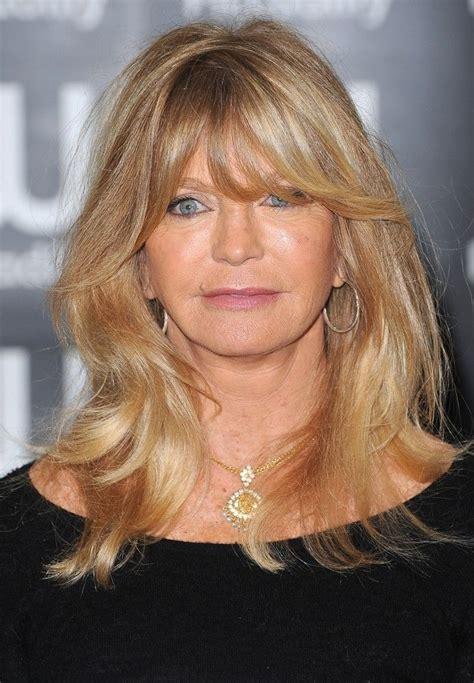 hair styles 67 year goldie hawn 67 girl power pinterest