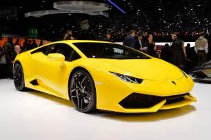 Lamborghini Huracán The 2015 Lamborghini Huracan 18 Things You Didn T