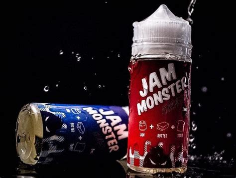 Dijamin Eliquid E Liquid Jam Blueberry jam blueberry e liquid 100ml bottle jam butter toast