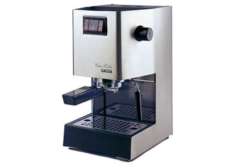 Coffee Maker Gaggia gaggia classic espresso machine review and specs friedcoffee