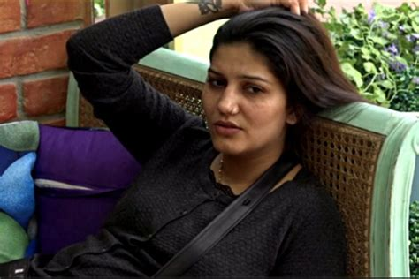 sapna choudhary in sapna choudhary in bigg boss 11 vote out fight role of