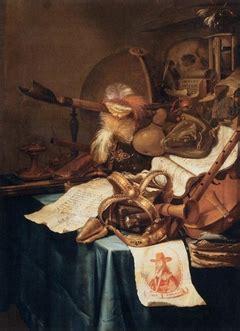Vincent Laurensz Der Vinne Vanité Avec Une Couronne Royale by Quot Allegory Of Charles I Of And Henrietta Of