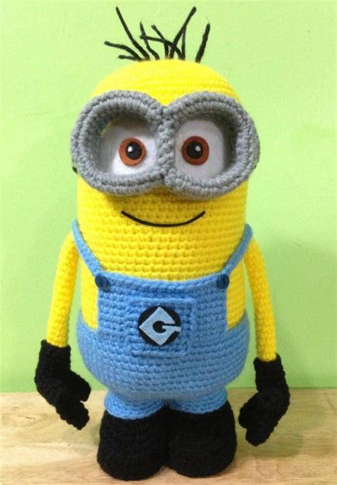 pinterest minion pattern best 25 minion pattern ideas on pinterest crochet