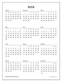 Kalender 2018 Utskriftsvennlig Calend 225 Rios Para Imprimir 2018 Portugal