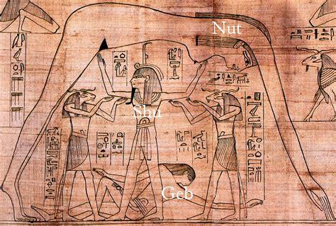 imagenes del universo segun los egipcios la visi 243 n egipcia del universo conec