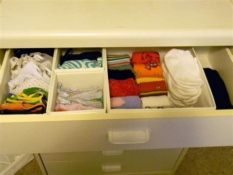 How To Organize Baby Dresser Drawers by 78 Best Ideas About Organize Dresser Drawers On