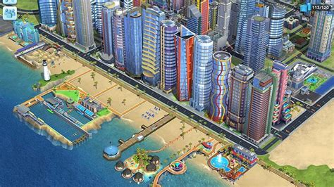simcity buildit layout iphone simcity buildit for ipad software reviews