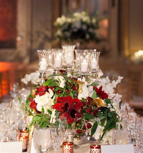A Formal Winter Wedding at the Hotel duPont   Evantine