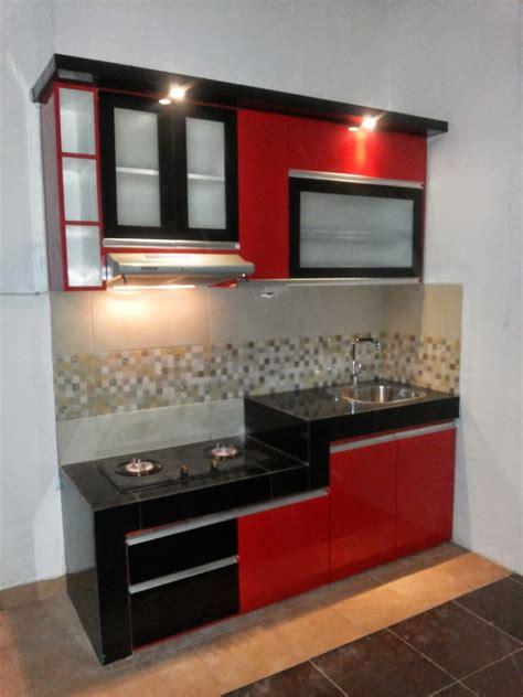 desain dapur minimalis sederhana murah desain dapur sederhana tanpa kitchen set renovasi rumah net