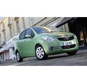Vauxhall Agila Review  Top Gear