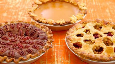 Handmade Pies - 3 pies pumpkin apple pecan fudge gemma s