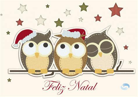 imagenes tiernas navideñas gratis cart 227 o de natal para imprimir corujas