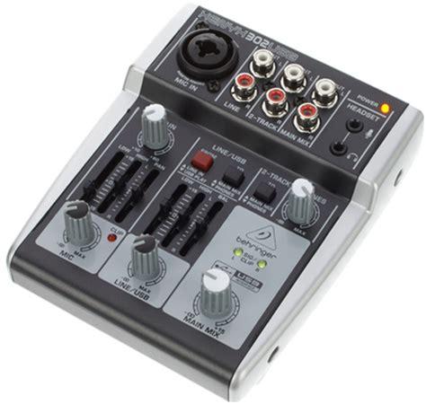 Adaptor Mixer Behringer behringer xenyx 302 usb b stock thomann uk