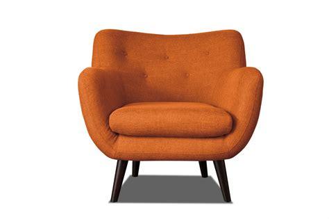 fauteuil orange design fauteuil orange