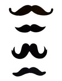 Large Mustache Template by Large Mustache Template Clipart Best