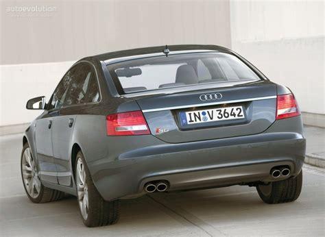 Audi S6 2008 by Audi S6 Specs 2006 2007 2008 Autoevolution