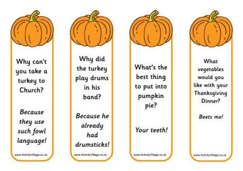 pumpkin jokes pumpkin jokes bookmarks autumn