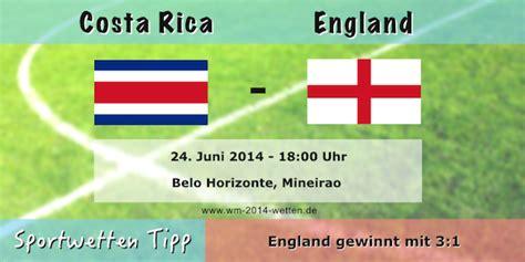 Brasilien Vs Costa Rica Wm 2014 Wett Tipps Prognosen Weltmeisterschaft In Brasilien