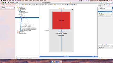 autolayout xcode 7 ios xcode autolayout make subviews small in landscape